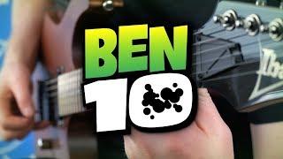 Ben 10 Theme on Guitar