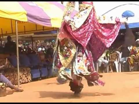 Goddess and Masquerade Dance in Epe – Festour
