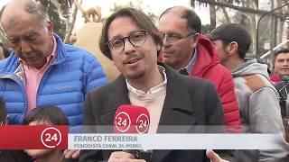 San Bernardo celebró en grande el Día del Niño