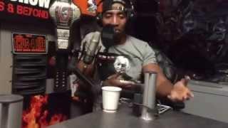Mysonne raps dope verse on Brown and Scoop