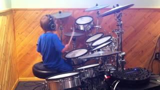 AC/DC - TNT (Drum cover)