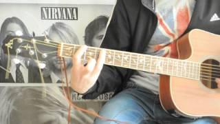 Nirvana - Moist Vagina-Marijuana (Cover 2013)