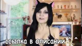 Кристина Финк подпрыгивает и трясёт грудью