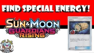 Energy Loto - Awesome New Pokémon Trainer Finds Special Energy! (TCG)