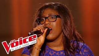 The Voice 2016 │ Khady - It's a man's man's man's world (James Brown) │ Blind Audition