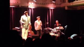 Gregory Porter live @ Paradiso Amsterdam 10092012 'RealGoodHands'