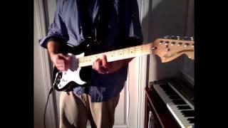 Pride U2 Stratocaster SDD-3KP