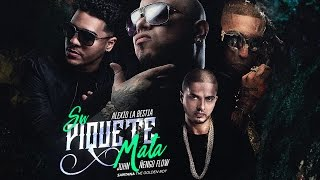 Alexio - Su Piquete Mata Feat. Juhn El All Star, Nengo Flow | Cover Audio