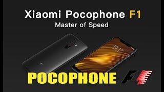 Xiaomi Pocophone F1 - UNBOXING