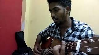 Tera Ghata Guitar Cover (Gajendra Verma)