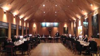 OHA Annual Dinner 2014 - Speeches width=