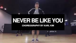 @flumemusic - Never be like you | Karl Kim Choreography