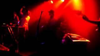Mont Blanc LIVE 2010 10 22 @EGGMAN