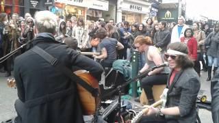 KEYWEST - Electric Love - Live on Grafton Street