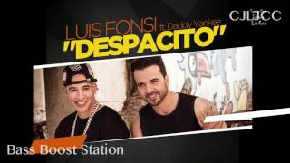 Despactio-Luis Fonsi (Bass boosted)