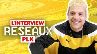 PLK Interview Réseaux : En studio avec Maes tu snap ? Nekfeu tu stream ? Lewandowski tu follow ?