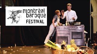 Classical Music X Food @ Mtl Baroque Festival