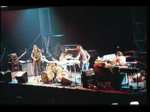 Pink Floyd Any Colour you Like Vancouver 1975
