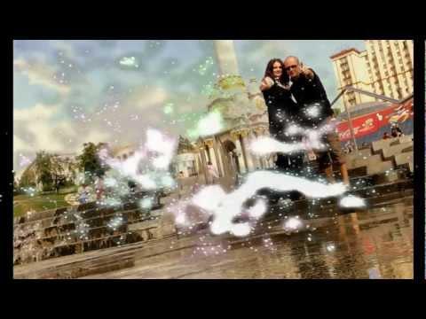 Kiev the bubbling city