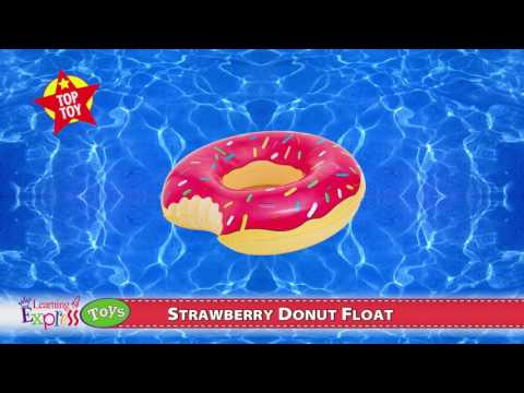 Top Toys – New Pool Floats