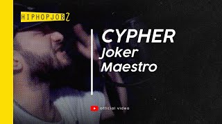 HiphopJobz! Cypher Vol.1 (feat. Maestro)
