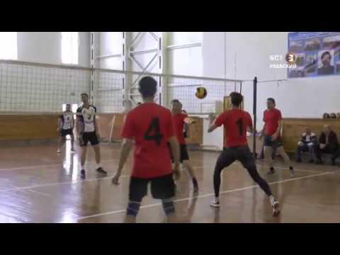 Межрайонный турнир по волейболу