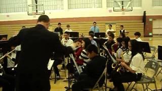GRANGE SECOND PERIOD BAND plays Kingdom Hearts Theme by Utada Hikaru