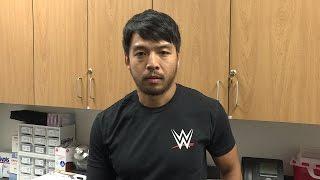 Hideo Itami confirma su lesión