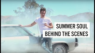 Jorge Blanco - Summer Soul (Behind the Scenes)