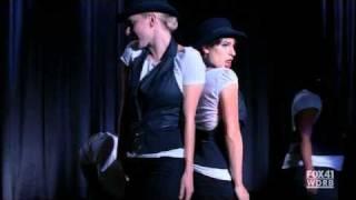 Glee - Toxic Scene