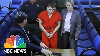 Florida School Shooting Suspect Nikolas Cruz Makes Court Appearance | NBC News