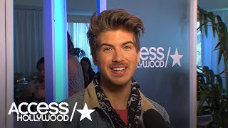 Joey Graceffa On His Fans & 'Escape The Night' Season 2 | Access Hollywood
