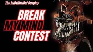 Nightmare foxy/Springtrap in Break my mind contest!!!