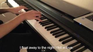 Kimi no Shiranai - Bakemonogatari ED (Piano Cover)