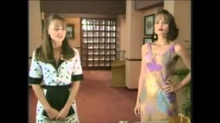 """""""a Usurpadora"""" - 1º encontro de Paulina e Paola"""