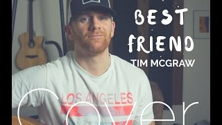 My Best Friend Tim McGraw (Acoustic) Cover By Derek Cate