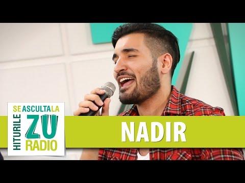 Nadir - Ma intreaba sufletul (Live la Radio ZU)