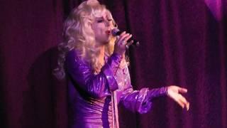 Sherry Vine Live - Sherrylicious - Fergalicious Parody