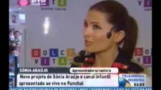 """Sónia e as Profissões"" no Dolce Vita Funchal - 21 de Abril de 2013"