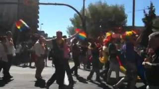 Gay Pride Parade in Calgary 2011