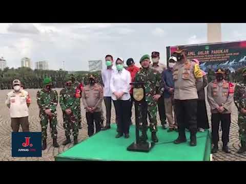 Mayjen TNI Dudung Sebut Penurunan Baliho Rizieq Syihab Atas Perintahnya.