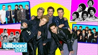 The Top 5 Greatest Boy Band Songs of All Time | Billboard News