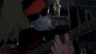 live fast die young (circle jerks) bass cover