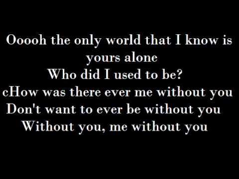 sam-tsui-me-without-you-lyrics-lyrics-on-screen-arfan-nur