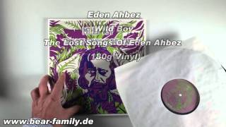 Eden Ahbez - Wild Boy - The Lost Songs Of Eden Ahbez 180g Vinyl