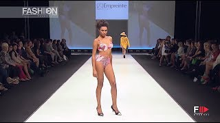 EMPREINTE #2 Spring 2015 Grand Defile Lingerie CP Moscow - Fashion Channel