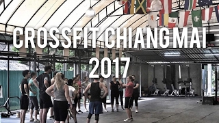The New Crossfit Chiang Mai 🇹🇭 Thailand Strength & Conditioning Fitness Training Gym