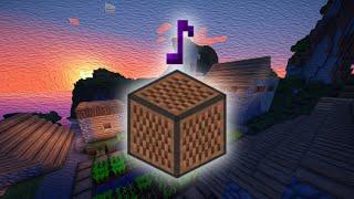 TheFatRat - Unity - Minecraft Note Block Cover