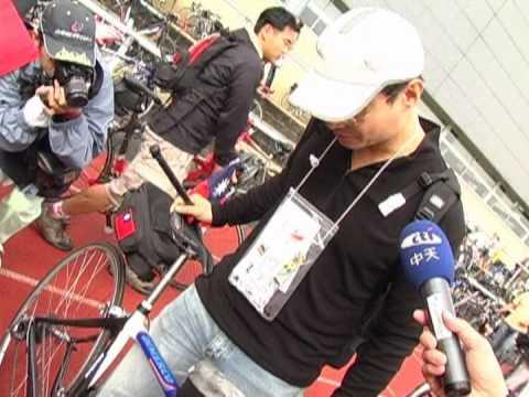 2007年臺灣第一次參加BRM1200K活動