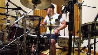 Deus Está no Controle - Sarah -  Drum Cover by Railson Santos